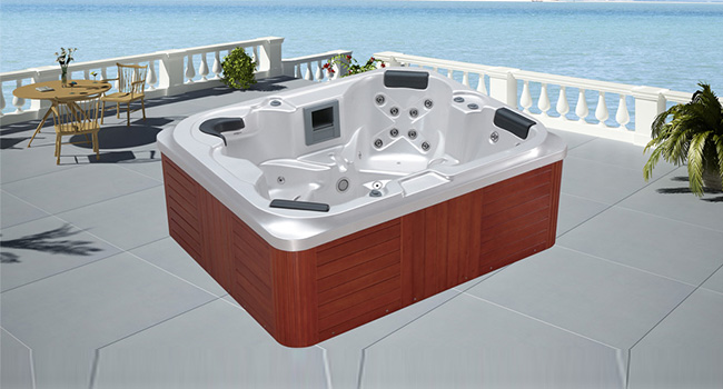 Caspian Hot Bathtubs