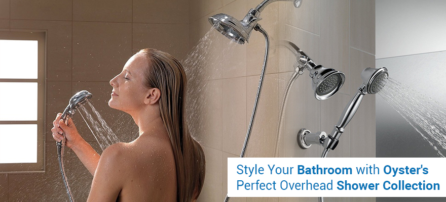 Overhead Shower Collection