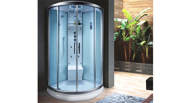 Cascade Steam Shower Cabins