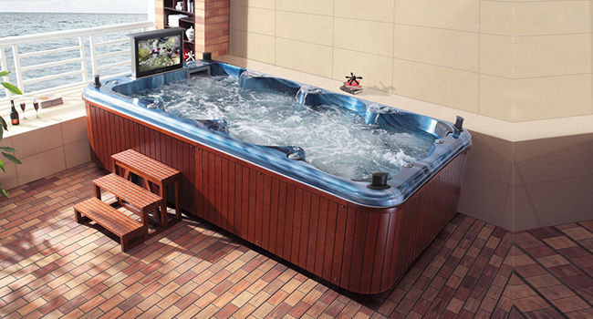 Home Swimming Pool | Swimming Pool Manufacturers | Oyster Bath