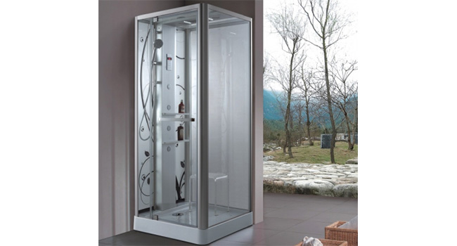 Infinity Steam Shower