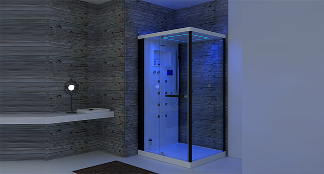 Lagoon Steam Shower Cabins