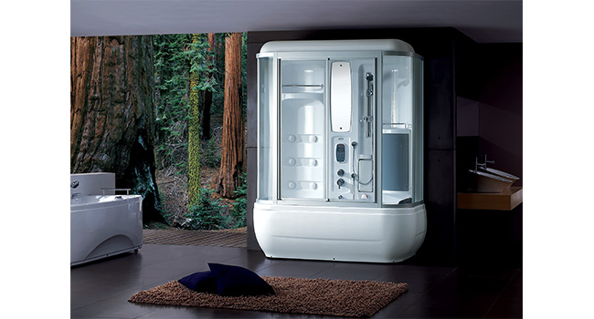 Mistee Steam Shower Cabins