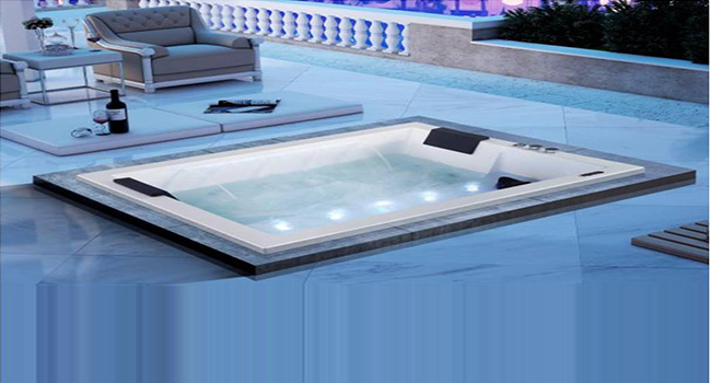 Vigour Whirlpool Bathtub