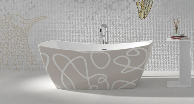 spa bathtub | Oyster bath