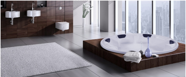 bathroom interior product