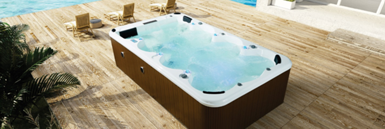 Premium Spa bathtub